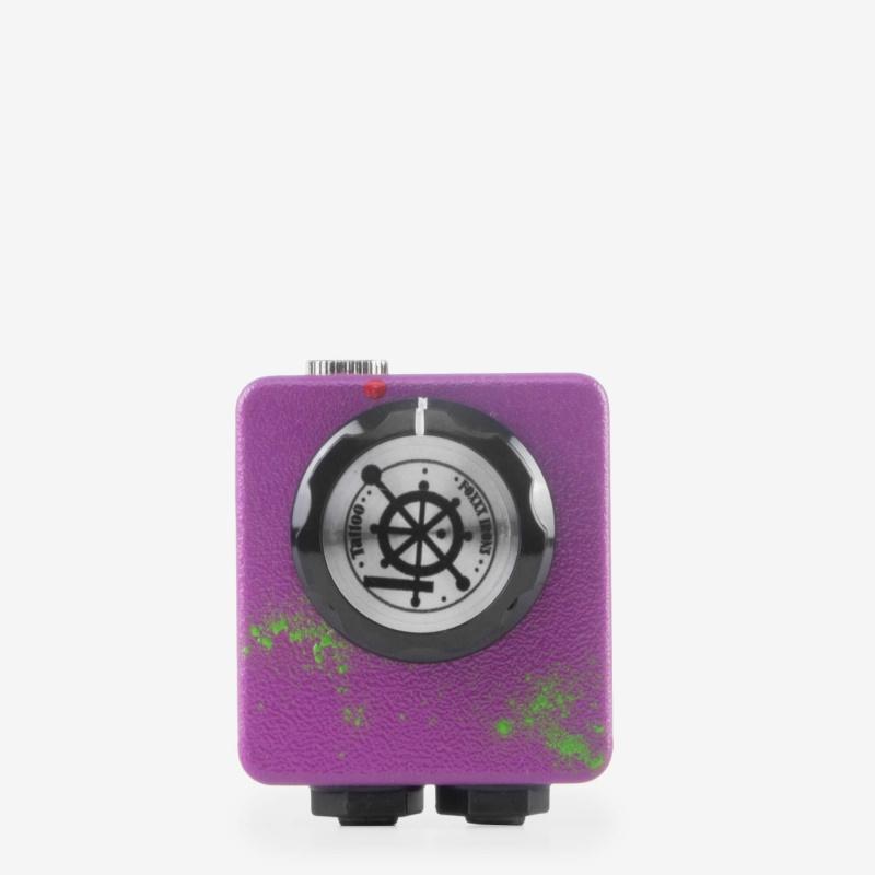 Foxxx Жук Purple-Green