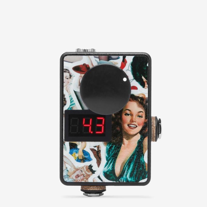 Foxxx Detonator 3.0 Pin Up #3