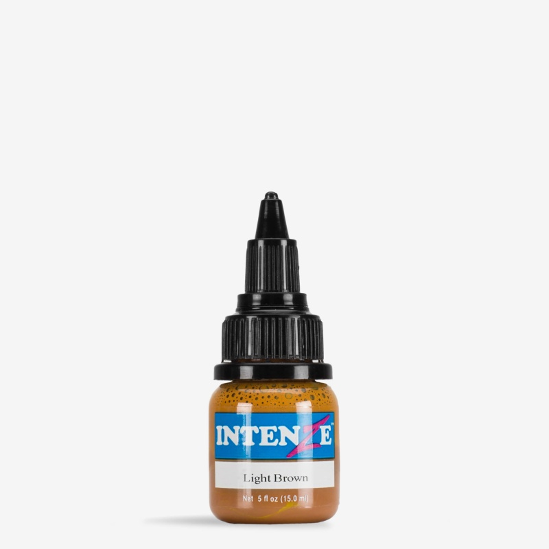Light Brown Intenze 1/2oz
