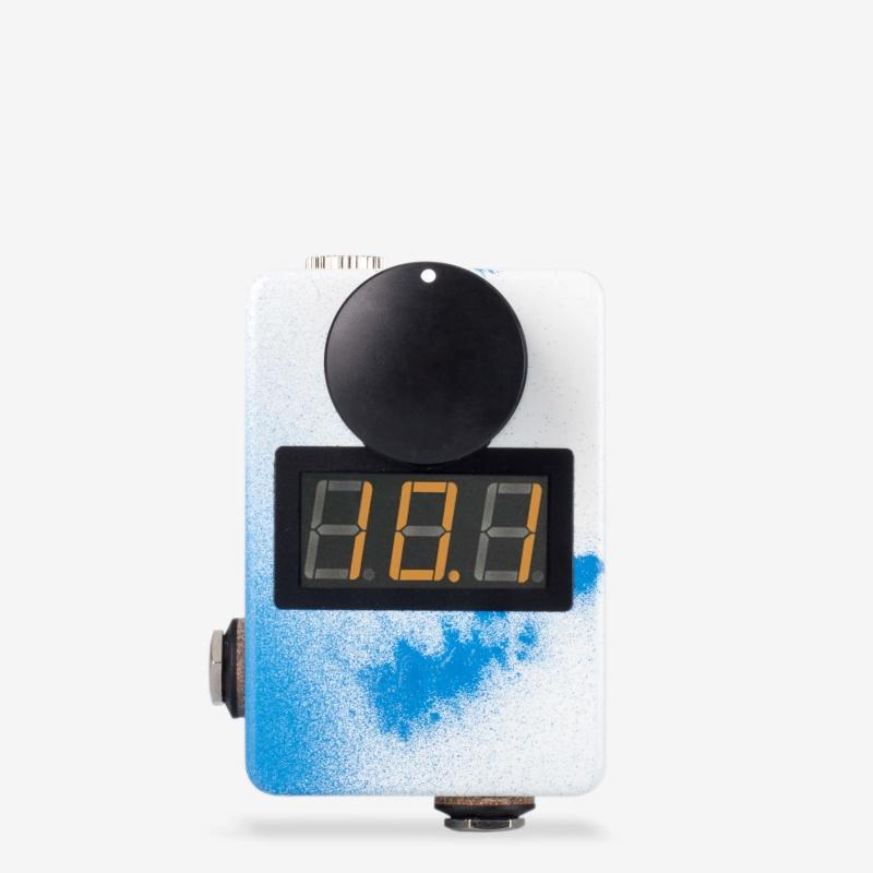 Foxxx Detonator White-Blue