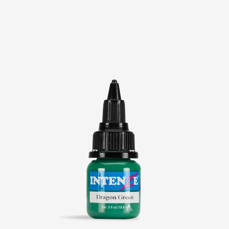 Dragon Green Intenze 1/2oz