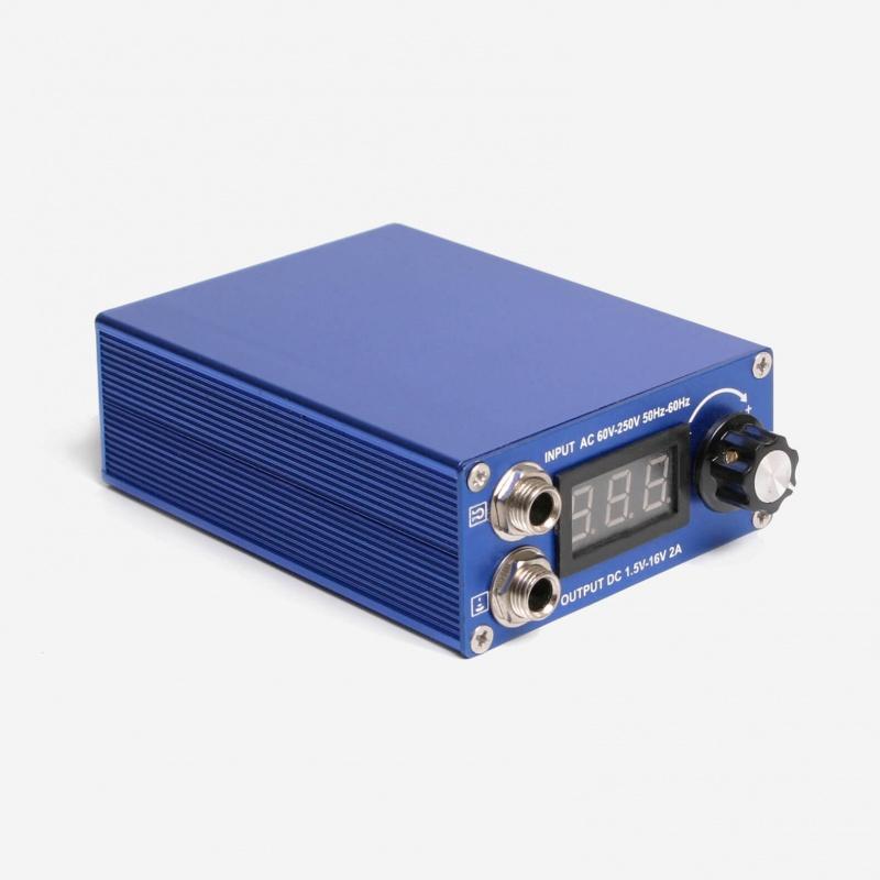 LED Mini Power Supply Blue