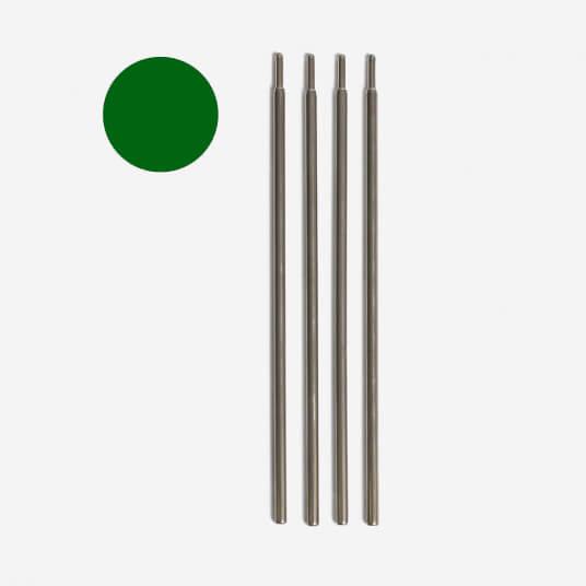 Трансферный стержень зеленый