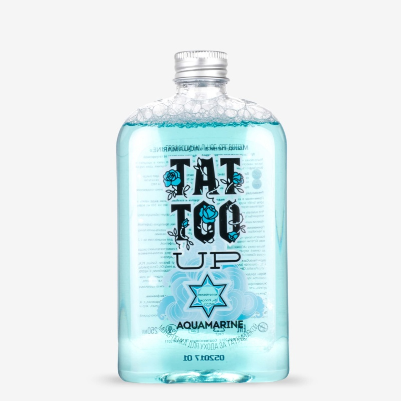 Tattoo Up Aquamarine 250 мл